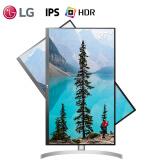 LG 27UL550 27英寸IPS显示器(4K、98%sRGB、HDR10、FreeSync) 1799元包邮(可叠加学生专享券)