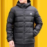 Adidas阿迪达斯羽绒服男装2020冬季新款男子外套保暖羽绒服
