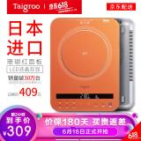 Taigroo 钛古 IC-A2102 电磁炉 珊瑚红 279元包邮(双重优惠) 279.00
