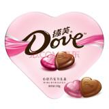 Dove 德芙 心语巧克力礼盒 摩卡榛仁和牛奶夹心巧克力 150g *4件 99.6元包邮(需用券)