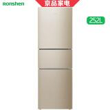 12日首小时: Ronshen 容声 BCD-252WD11NPA 252升 三门冰箱1999元 1999.00