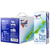 新西兰进口牛奶 纽仕兰 3.5g蛋白质全脂纯牛奶 250ml*10盒 礼盒装纯牛奶 *3件 74.5元(合24.83元/件)