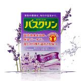 京东PLUS会员:巴斯克林(Bathclin)温热香浴盐(薰衣草香型) 20g*5包(日本进口足浴泡浴盐) *5件 84元(需用券,合16.8元/件)