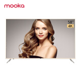 12日0点:MOOKA 模卡 U58H3 58英寸 4K 液晶电视 1799元包邮
