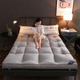 眠度 羽丝绒床垫床褥 灰色 150x200cm(双人床)(多重优惠,需用券) 114.00