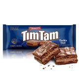 澳大利亚进口Arnott'sTimTam巧克力夹心饼干双层巧克力味200g*8件