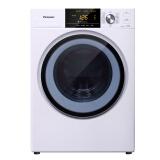 松下(Panasonic) XQG80-NHEBL 滚筒洗衣机 8公斤 (需预约) 3698元