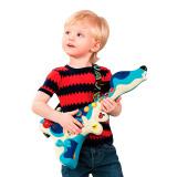 某东PLUS会员: B.Toys 比乐 BX1166X 猎犬吉他音乐玩具 2岁+ 158元包邮(需用券) 158.00