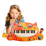 22日0点:B.Toys 比乐 电子琴音乐玩具 169元包邮(需用券)
