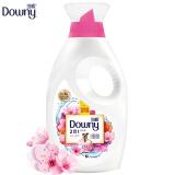 PLUS会员:Downy 当妮 2合1柔顺洗衣液 700g 淡粉樱花 9.9元