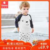 TINSINO 纤丝鸟 儿童内衣套装 *2件 58.8元(需用券,合29.4元/件)