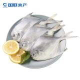 国联 东海白鲳鱼 250g/袋 3条 火锅 烧烤 海鲜食材 *20件 119.2元(合5.96元/件)