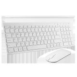 B.O.W 航世 HW192 无线键盘鼠标套装 --白色 98.01元