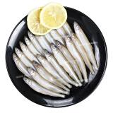 海名威 冷冻加拿大胡瓜鱼 500g 袋装 *5件 99.5元(合19.9元/件)