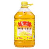 鲁花 食用油 5S 压榨一级 花生油 5L 159.9元