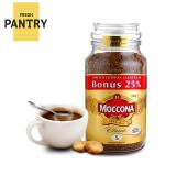 MOCCONA 摩可纳 经典中度烘焙冻干速溶咖啡 250g 77元包邮包税(需用券)