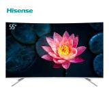 海信(Hisense) HZ55E6AC 曲面 4K 液晶电视 3999元