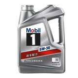 17日0点、PLUS会员:Mobil 美孚 美孚1号全合成机油 5W-30 SN级 4L 269元包安装