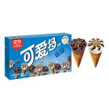 限地区:WALL'S 和路雪 香草&巧克力口味 迷你可爱多甜筒 10支装 200g *10件 99元(双重优惠)
