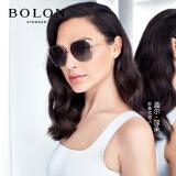 暴龙BOLON太阳镜2020年多边形潮流墨镜女款时尚眼镜BL7115A31 508元