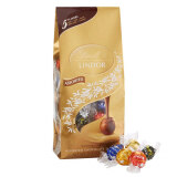 Lindt 瑞士莲 软心巧克力分享装 600g *2件 166.6元(合 83.3元/件)