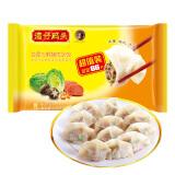 湾仔码头 白菜三鲜猪肉水饺 1320g 26.81元(需买5件,共134.05元)