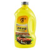 祁仕 2L大桶 洗车液洗车水蜡浓缩液汽车上光清洁剂泡沫去污清洗剂 *13件 128元(合9.85元/件)