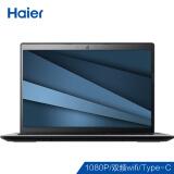 海尔(Haier)锋睿S420 14英寸轻薄学生商务笔记本电脑(N3350 4G 500G WIFI 蓝牙 1080P 无亮点) 1699元