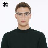 木九十金属眼镜框男女情侣时尚近视眼镜架含防蓝光平光镜片FM1600050C0254mm 249元(需买3件,共747元,需用券)