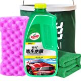 龟牌(Turtle Wax)硬壳洗车液泡沫洗车水蜡套装汽车清洁剂清洗剂去污汽车用品洗车TC- 4008-1 59.9元