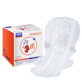 贝莱康(Balic) 产妇专用卫生巾3D立体护围 产褥期卫生巾日夜护垫10片装 *4件 76元(合 19元/件)