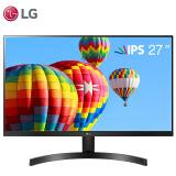 21日0点开始:LG27MK600M27英寸IPS显示器 989元包邮