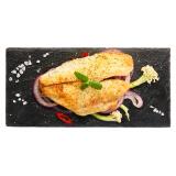 翔泰 黑椒鱼排(BAP认证)240g/盒 2片装 烧烤 火锅食材 半成品 海鲜水产 22.43元