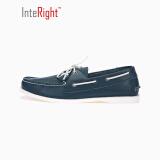 INTERIGHT 男士马克线帆船鞋单鞋休闲鞋 *2件 214元(合 107元/件)