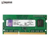 Kingston 金士顿 低电压版 DDR3 1600 2GB 笔记本内存 139元