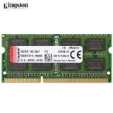 Kingston 金士顿 DDR3 1600 8G 笔记本内存 379元