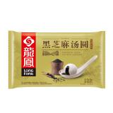 龙凤黑芝麻汤圆518g26只早餐甜品*9件 86.1元(需用券,合9.57元/件)