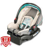 GRACO 葛莱 婴儿汽车安全座椅 0-1岁 8AG96SMSN 薄荷绿 680元包邮(需用券)