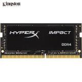 金士顿(Kingston) 8GB DDR4 2400 笔记本内存 骇客神条 Impact系列 369元