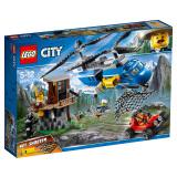LEGO 乐高 城市组 City 60173 山地特警空中追捕 358元