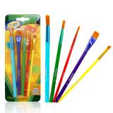 绘儿乐(Crayola) 画刷5件套 05-3506 *6件 136元(合 22.67元/件)