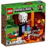 乐高 玩具 我的世界 Minecraft 8岁+ 冥界门户 21143 积木LEGO 388元