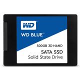 京东PLUS会员:WD 西部数据 WDS500G2B0A Blue系列-3D版 SATA 固态硬盘 500GB 499元包邮