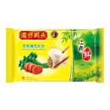 京东PLUS会员:湾仔码头 芹菜猪肉水饺 720g *11件 166.8元包邮(需用券)