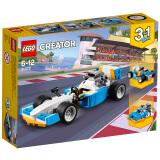 LEGO 乐高 创意百变组 31072 雷霆赛车 *5件 375元(合75元/件)