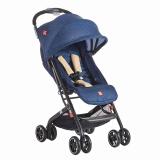 gb好孩子丘比特婴儿车舒适轻便单手折叠可坐可躺婴儿伞车 D678-Q321BB 藏青 799元