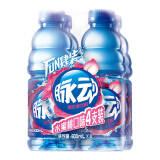 Mizone 脉动 水蜜桃口味 维生素饮料 600ml*4瓶 12.9元(需用券)