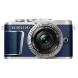 1日0点、历史低价: OLYMPUS 奥林巴斯 E-PL9 无反相机套机(14-42mm f/3.5-5.6镜头) 蓝色 2499元包邮(需100元定金) 2499.00