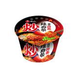 农心 NONG SHIM 辣白菜 炒辣白菜 碗面 119g *3件 14.91元(合 4.97元/件)