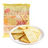 北京特产 美丹 白苏打饼干 无蔗糖 燕麦味450g 6.30
